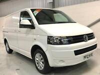 VW VOLKSWAGEN TRANSPORTER 65,000 LOW MILEAGE 2.0TDi SWB T28 HIGHLINE ALLOYS