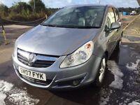Bargain Vauxhall corsa long MOT low miles, cheap tax and insurance