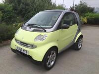 2006 SMART CAR FORTWO PULSE MOT AUTO EXCELLENT CONDITION