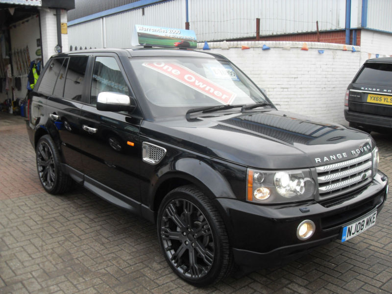 land rover range rover sport 3 6td v8 auto 2008 hse in shotton colliery county durham gumtree. Black Bedroom Furniture Sets. Home Design Ideas
