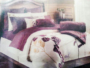 Home Studio King Duvet Cover Set, New