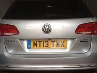 Volkswagen Passat 2.0 TDI BlueMotion Tech Sport 5dr SAT-NAV REVERSE-CAMERA FULL-HISTORY MINT-COND