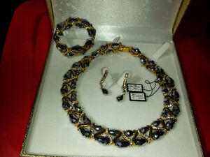 Miss Hollywood 5th avenue jewelery set
