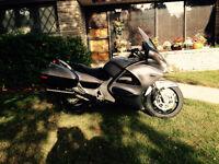 Honda ST 1300 motorcycle