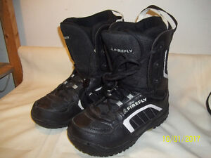 "Men's Snowboard Boots Size 9 & 9½ (Five Pairs) ""NEW"""