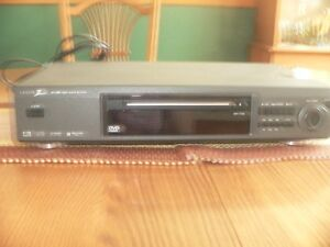 ZENITH DVD PLAYER