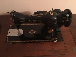 Antique Singer Sewing Table Cornwall Ontario image 3