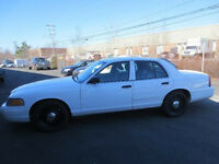 2010 Ford Crown Victoria Works and drives great!New MVI!