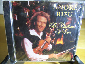 "Andre Rieu ""The Christmas I Love"", CD, NEW"