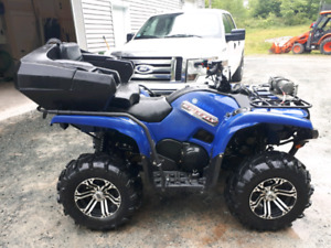 2013 grizzley 550