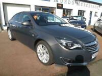 2014 Vauxhall Insignia 2.0 SRI CDTI ECOFLEX S/S 5d 138 BHP Hatchback Diesel Manu