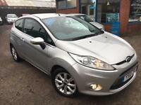 Ford Fiesta 1.4 ( 96ps ) auto 2010 Zetec JUST 28023 MILES** FULL SERVICE HISTORY