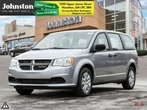 2019 Dodge Grand Caravan Canada Value Package   ~Canada Value Pa