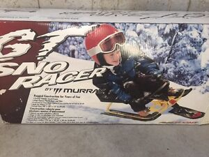 New GT Snow Racer Free Flight for Canadian winter fun!!