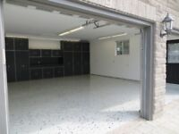 EPOXY FLOOR COATING - GARAGE, SMALL BUSINESS