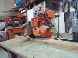 16 inch radial arm saws