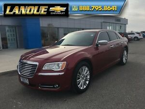 2012 Chrysler 300 Limited   AWD-VERY RARE-LOW KMS