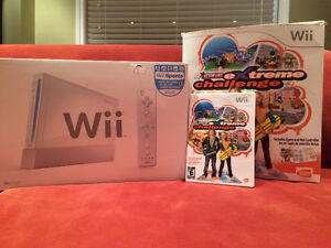 Nintendo Wii console and accessories London Ontario image 1