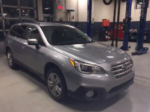 Subaru Outback 2015 2.5L