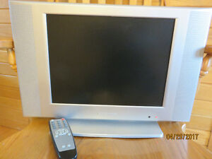 Electrohome 15 inch TV with Remote