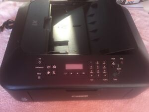 Canon Pixma M370 all-in-one (printer, scanner, fax..) Comes with