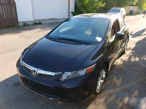 2012 Honda Civic in brand new Condition