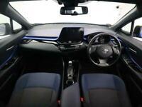 2018 Toyota C-HR 1.8 Hybrid Dynamic 5dr CVT - SUV 5 Seats SUV Petrol/Electric Hy