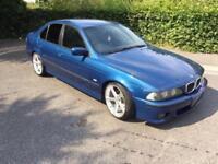 2002 BMW 5 Series 2.5 525i Sport 4dr