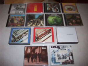 BEATLES  CDS,  ELVIS, LED ZEPPELIN,  ETC.
