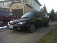 2003 Mazda Protege REDUCED ASIS, OBO