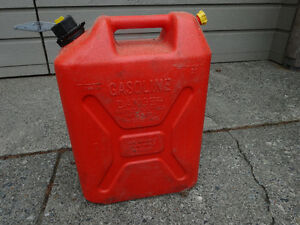 Gas/Jerry Cans Campbell River Comox Valley Area image 2