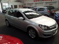 2008 VAUXHALL ASTRA 1.6i 16V SXi [115] From GBP3950+Retail package.