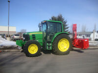 wanted FARM TRACTOR OPERATOR for snow removal