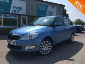 2014 Skoda Fabia 1.2 TSI ESTATE ( 105ps ) Elegance ONLY 14,000 MILES !!