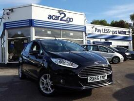 2016 Ford FIESTA ZETEC Manual Hatchback