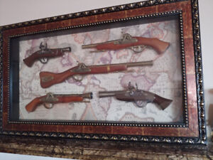 SWORD AND GUNS COLECTION