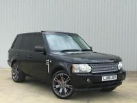 "Range Rover 3.0 Td6 auto 2006MY Vogue 22"" OVERFINCH ALLOYS PX SWAP FINANCE"