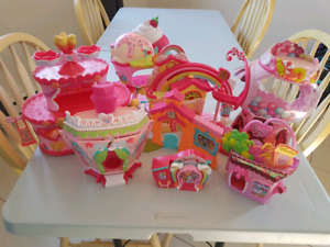 Lots de maison my little pony
