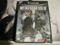 Metal Gear Solid: Twin Snakes Gamecube
