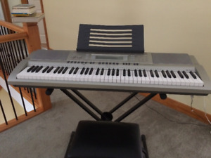 Casio Keyboard WK 200
