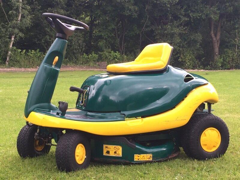 Mtd Yardman Beetle Ride On Lawn Mower Garden Tractor In