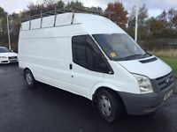 Ford transit T350 only 67000 miles