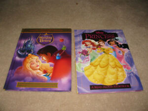 Disney Books - Disney Princess: Volume II & Sleeping Beauty