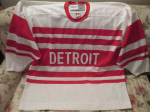 1926 Detroit Red Wings Vintage style jersey