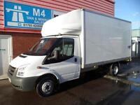 Ford Transit LUTON 350 LWB 115PS WITH A/C