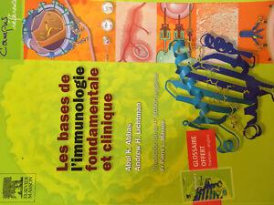 Les bases de l'immunologie fondamentale et clinique 4ed.