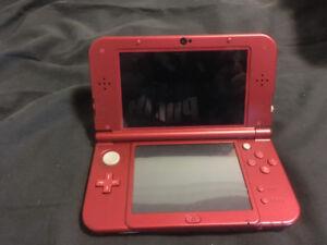 New Nintendo 3DS rouge *neuf*