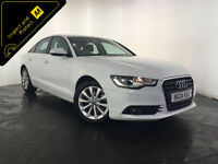 2014 AUDI A6 SE TDI ULTRA 4 DOOR SALOON 1 OWNER SERVICE HISTORY FINANCE PX
