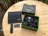NVIDIA Shield PRO 4K 500gb Boxed like new