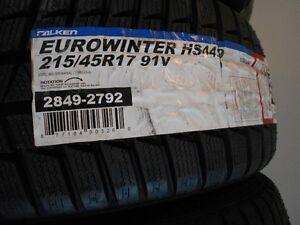 215/45R17 Falken Eurowinter